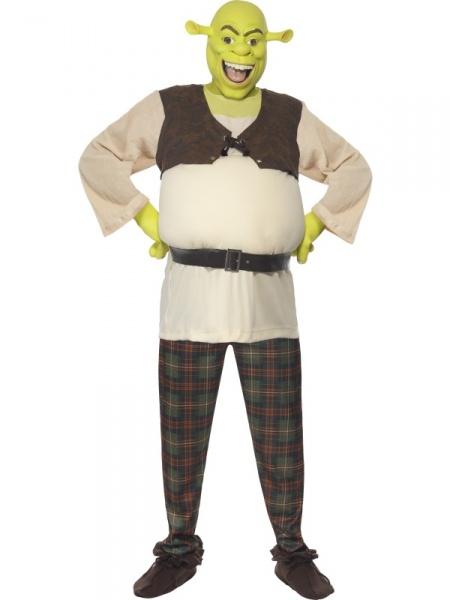 edbc964663f Kostým Shrek. Úvod   Karnevalové kostýmy k zapůjčení   Filmové a pohádkové  ...