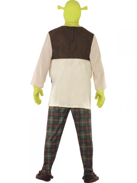 ffd882d0cfa Úvod   Karnevalové kostýmy k zapůjčení   Filmové a pohádkové kostýmy   Kostým  Shrek. Zkuste se na jeden večer obléknout do kůže zlobra Shreka!