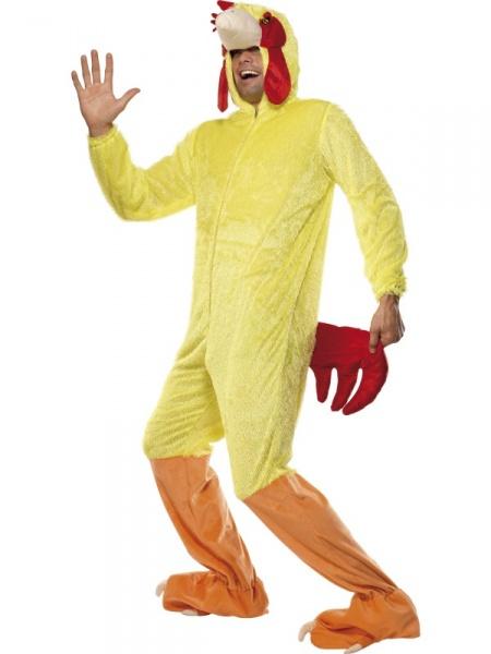 ab2ff5ce58a Kostým Kuřete. Úvod   Karnevalové kostýmy ...
